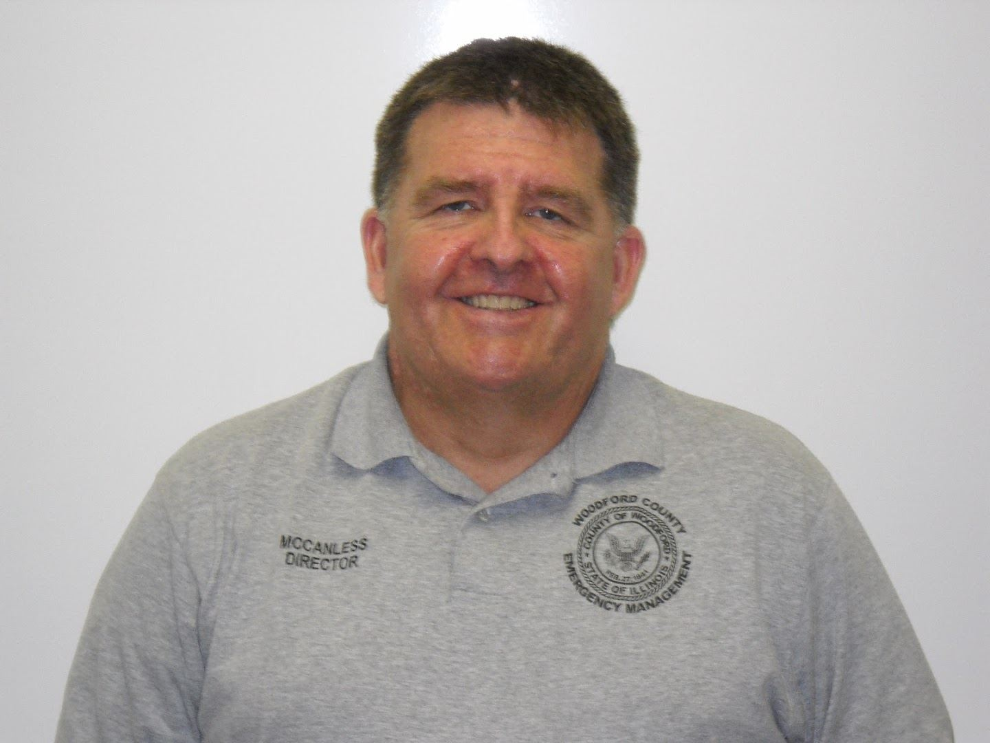 Kent McCanless, Director of Emergency Management